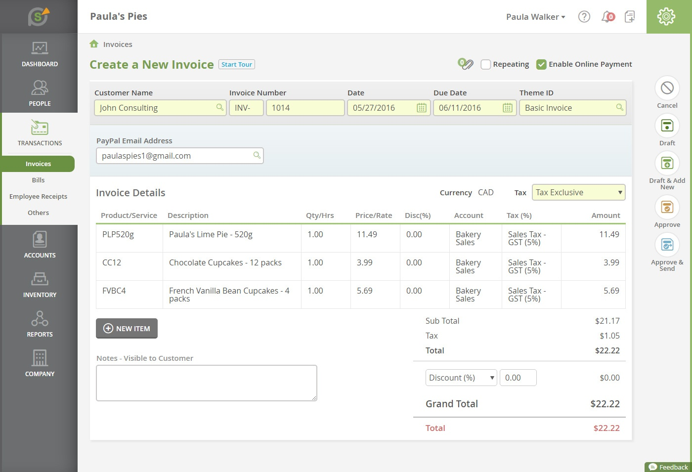slickpie best free accounting software