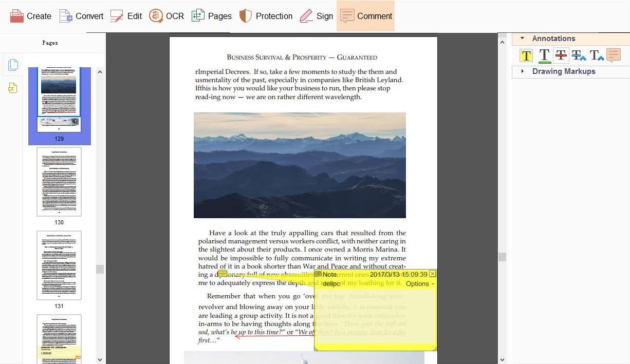 apowerpdf best free pdf editor