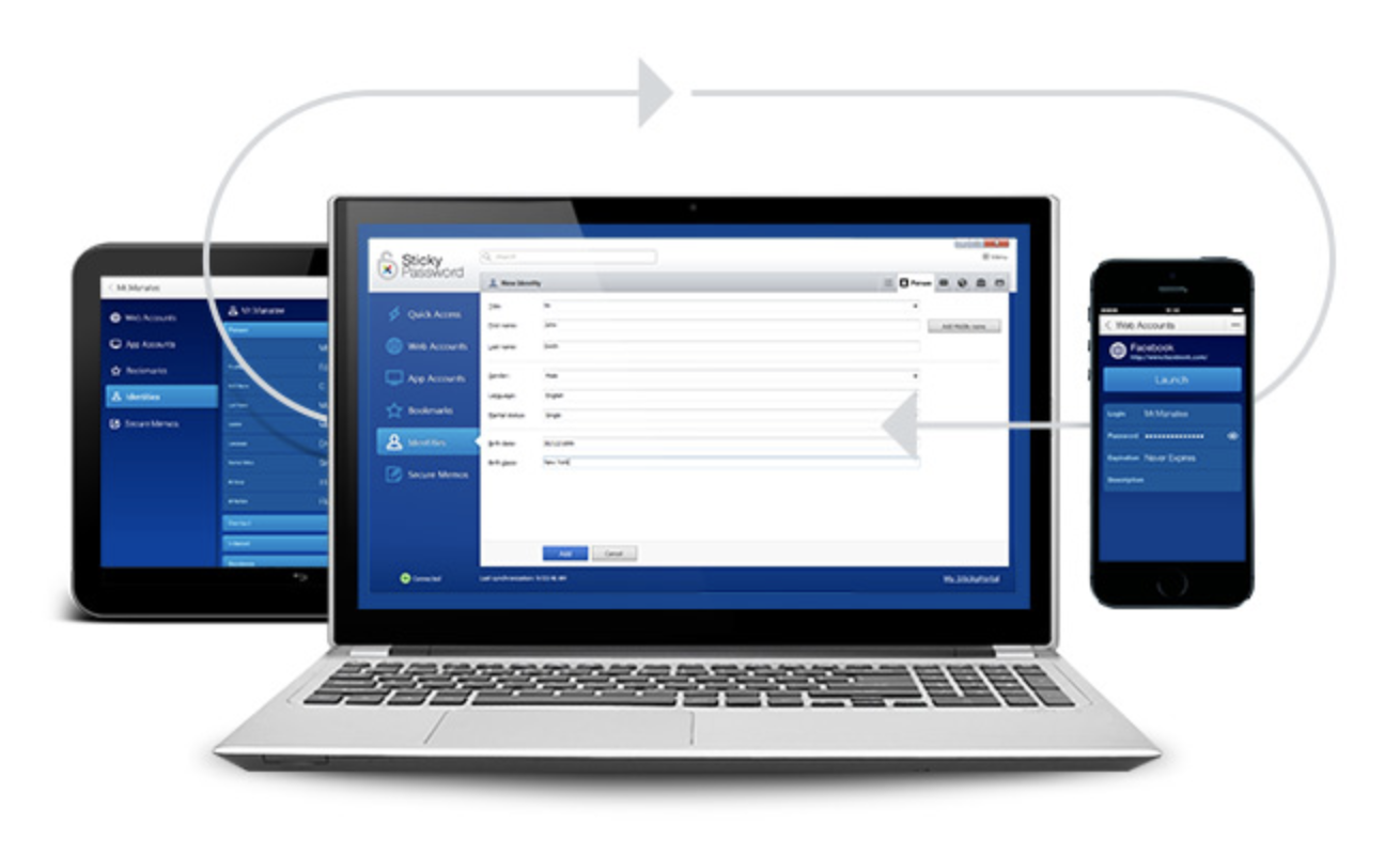 sticky password best free password manager