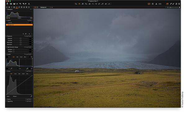 capture one pro free photo editor