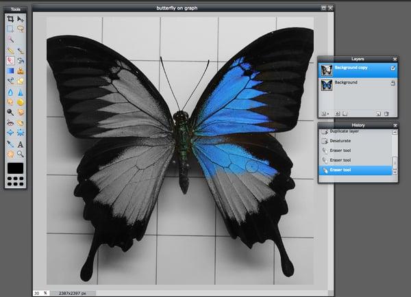 pixlr free photo editor