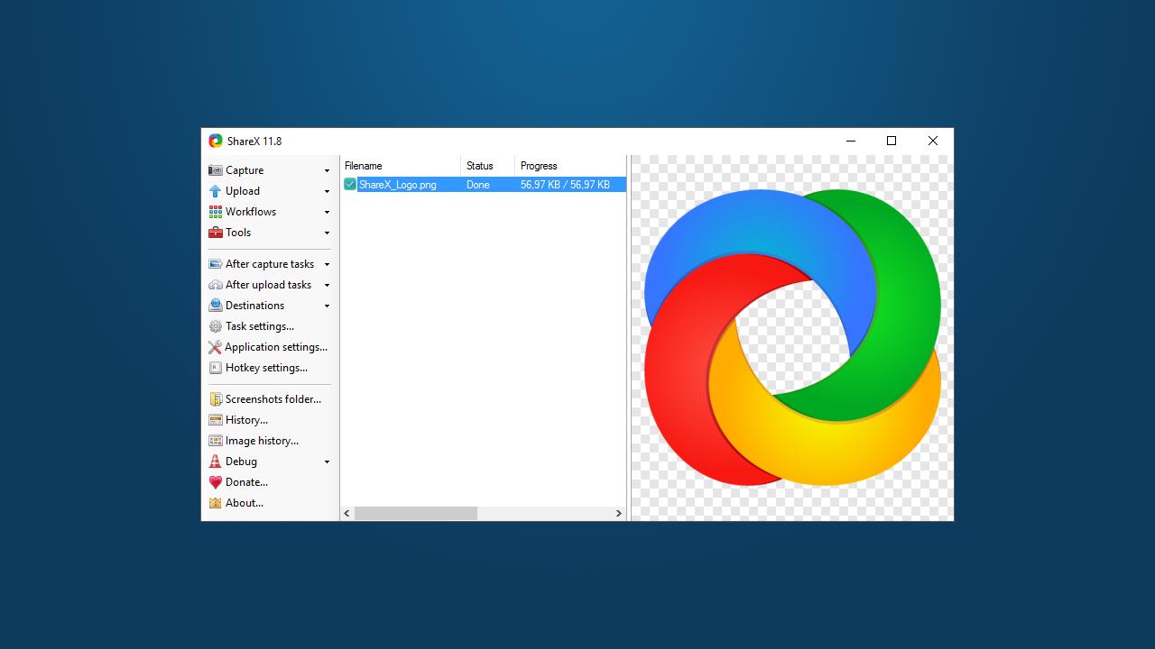 sharex best free screen capture software