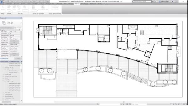 Civil 3D floor plan software