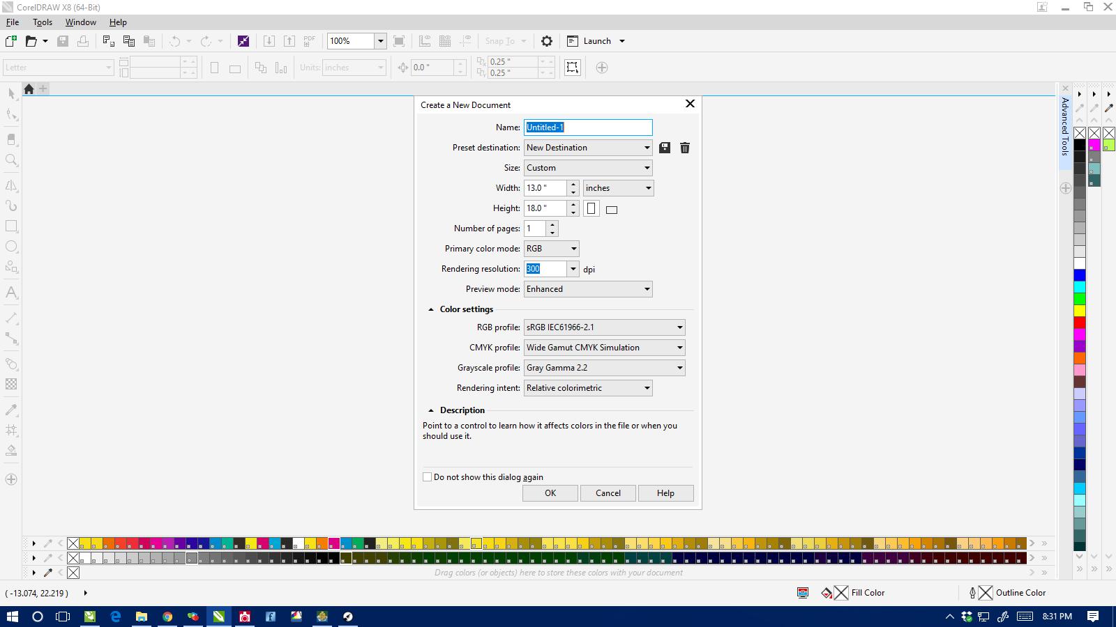 CorelDRAW-vector-graphics