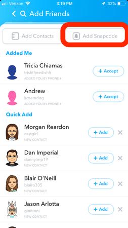 snapchat-codes