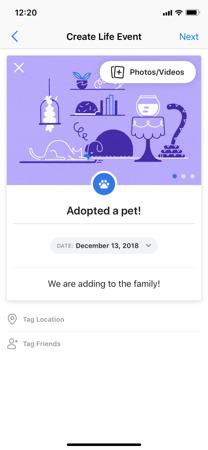 facebook-life-events-update