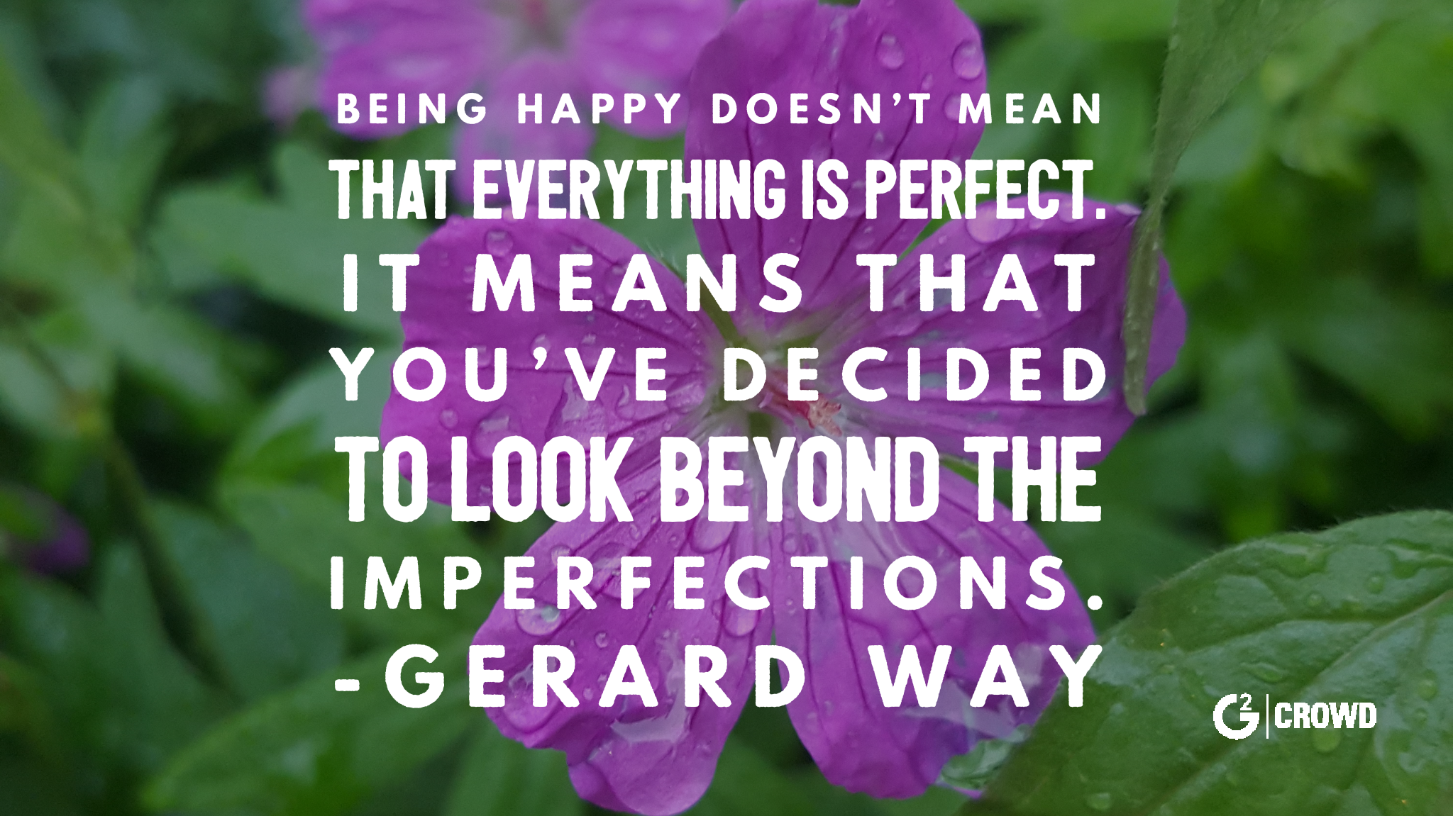 happiness-is-not-perfection-quote