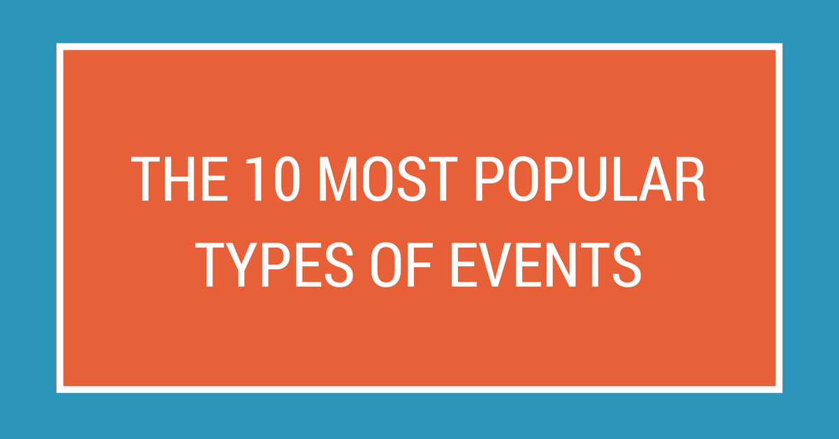types-of-events