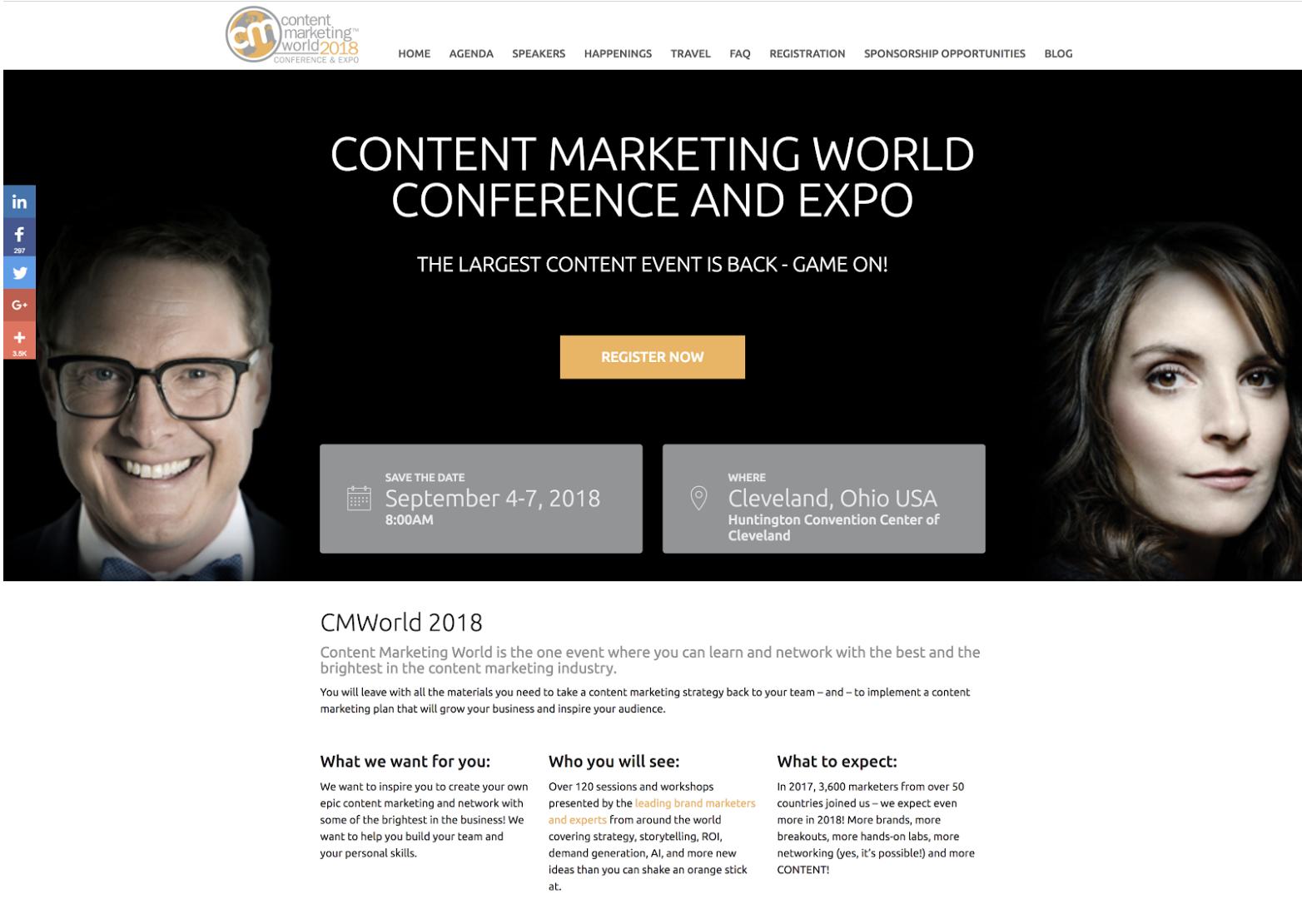event-promotion-website