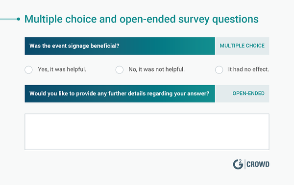 how to write a post event survey with 40 example event questions