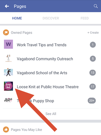 how to delete post on facebook android