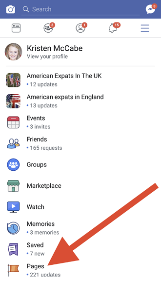 how-to-delete-facebook-page-on-mobile