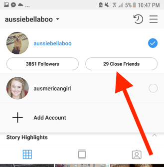 how-to-find-instagram-close-friends