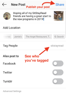 How to see tagged photos of private instagram  How to View