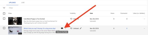 unlist-youtube-video