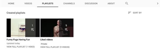 created-playlists-on-youtube