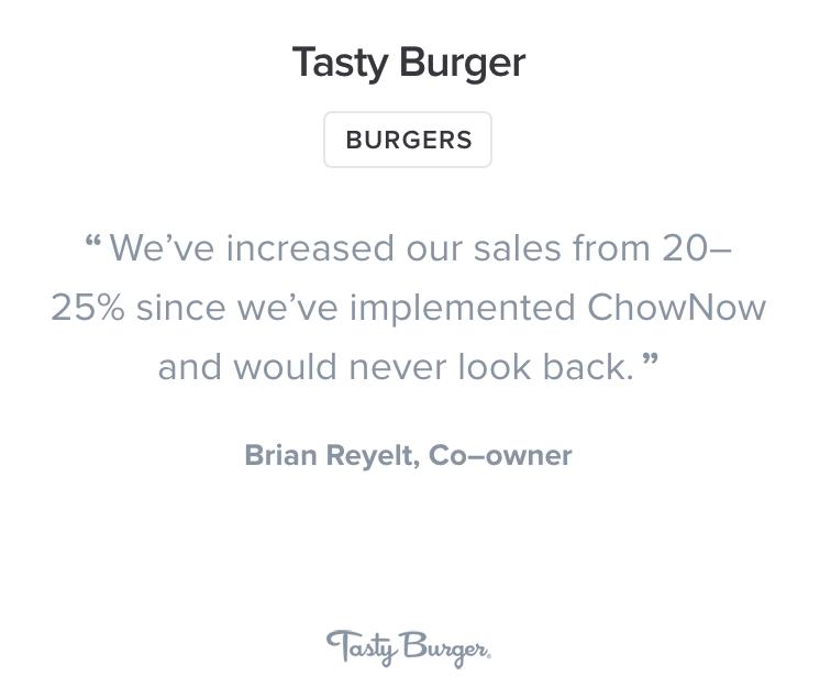 ChowNow-testimonial-example