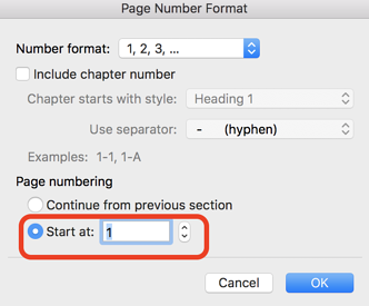 how-to-start-page-numbers-on-page-2-word