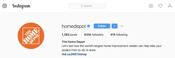 Instagram profile picture adjusted to fit the circle