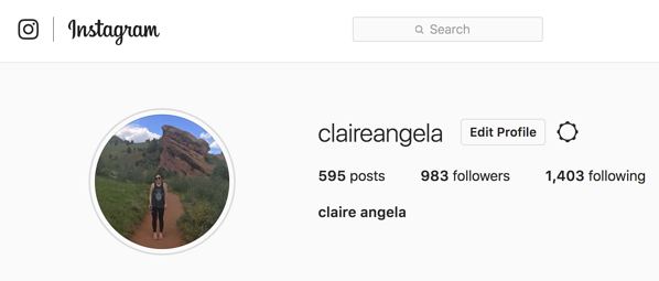 Instagram profile picture wrong size