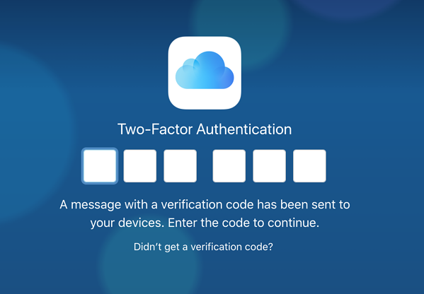 Apple-ID-verification-code
