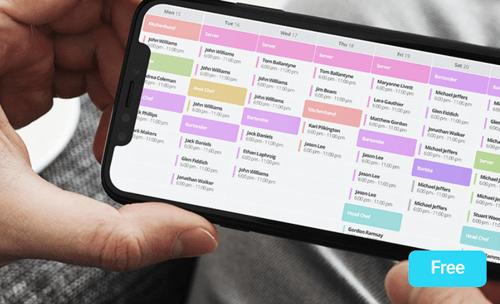 free-scheduling-app