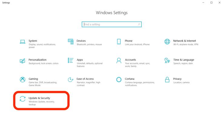 disable antivirus windows 10 command line