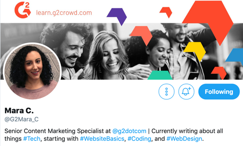 Cohesive branding on social media