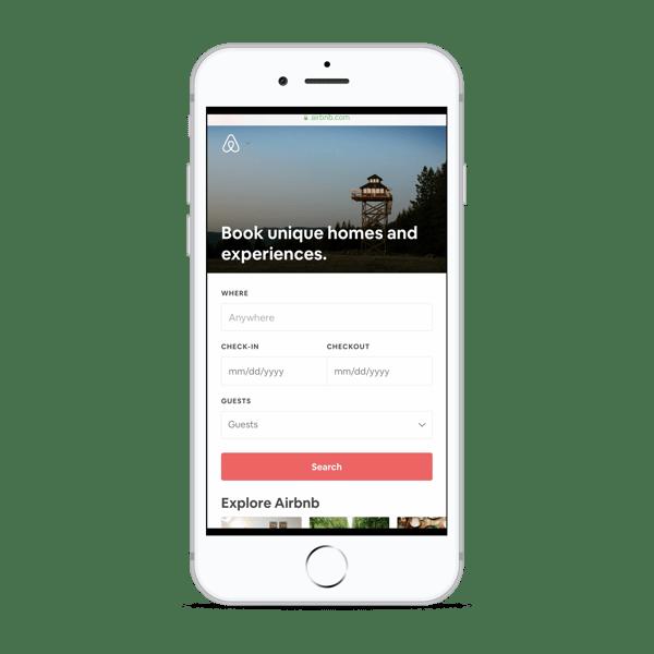 User Centered Design on Mobile Device
