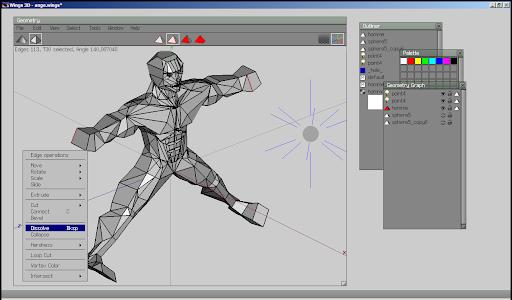 Wings 3D-free-3d-modeling-software