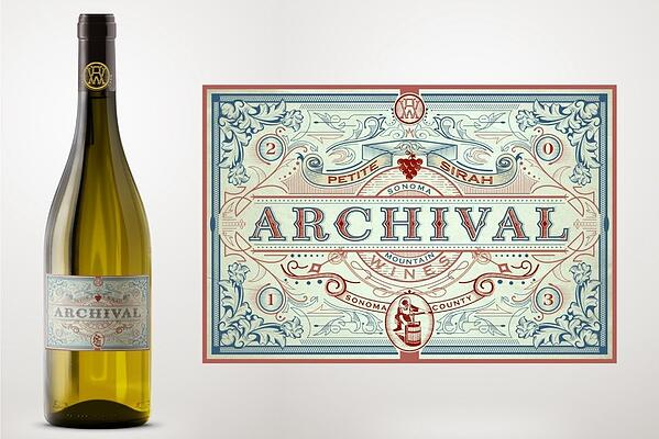 archival-font