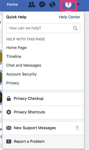 how to unblock someone on facebook desktop 1