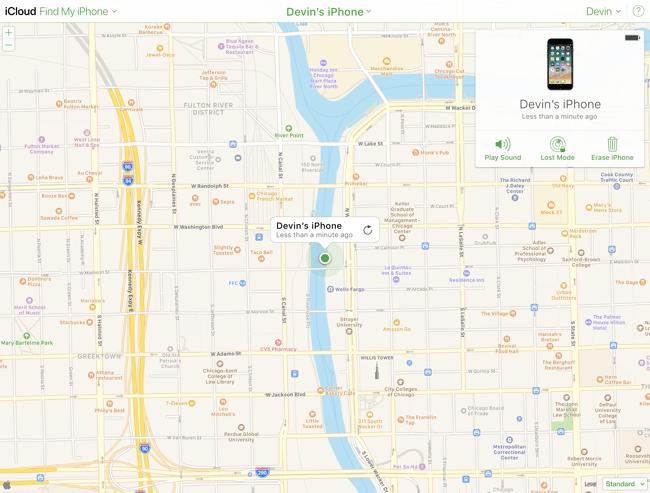locate-iphone-on-mac