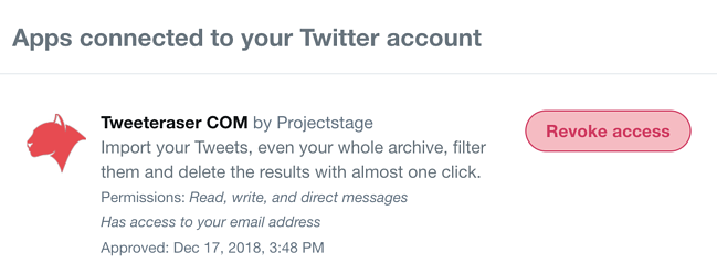 1ccd038377f079 3 Free Tools to Delete All Your Tweets