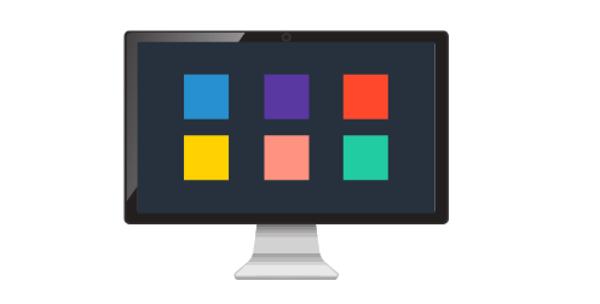 variety within graphic design portfolio