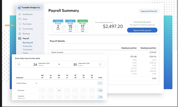 paycheck-software