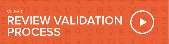 Review Validation Process
