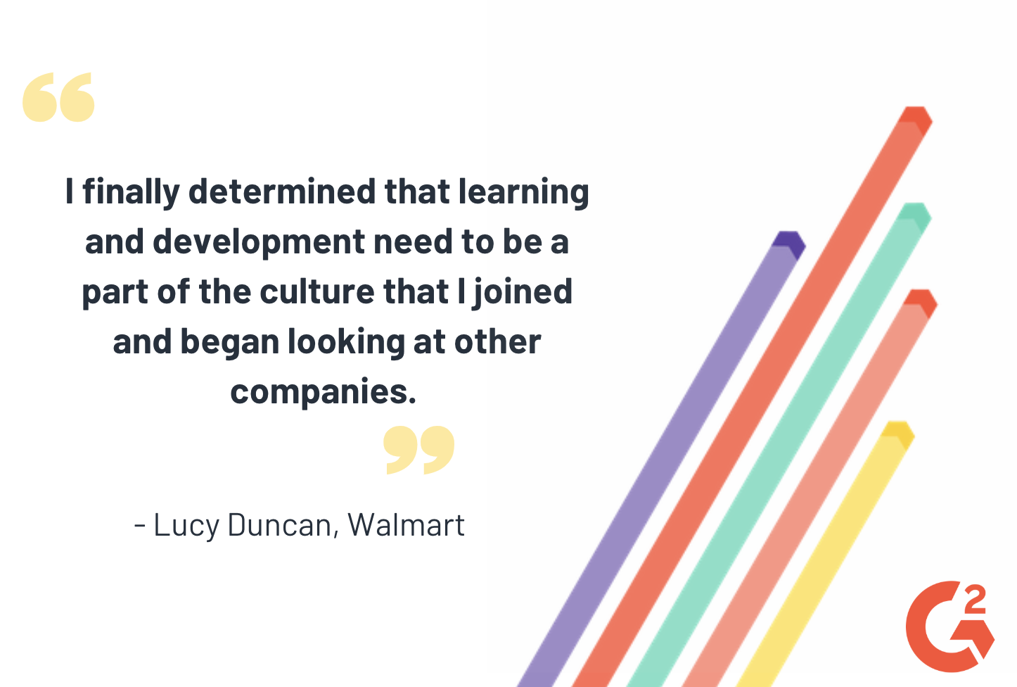 Learning and Development Quote
