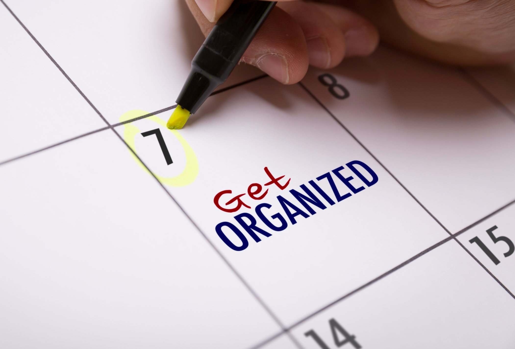 How to Organize an Event Checklist