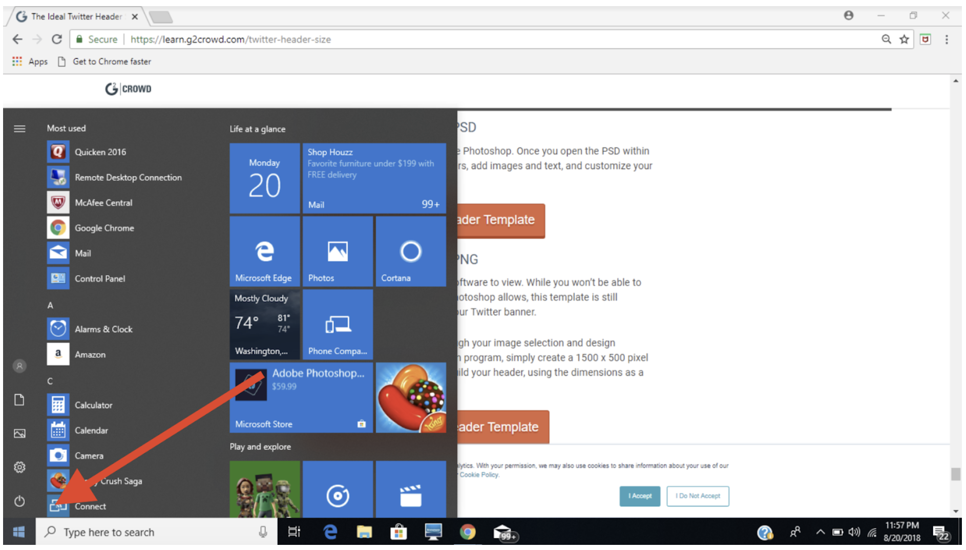 screenshot tool windows 10