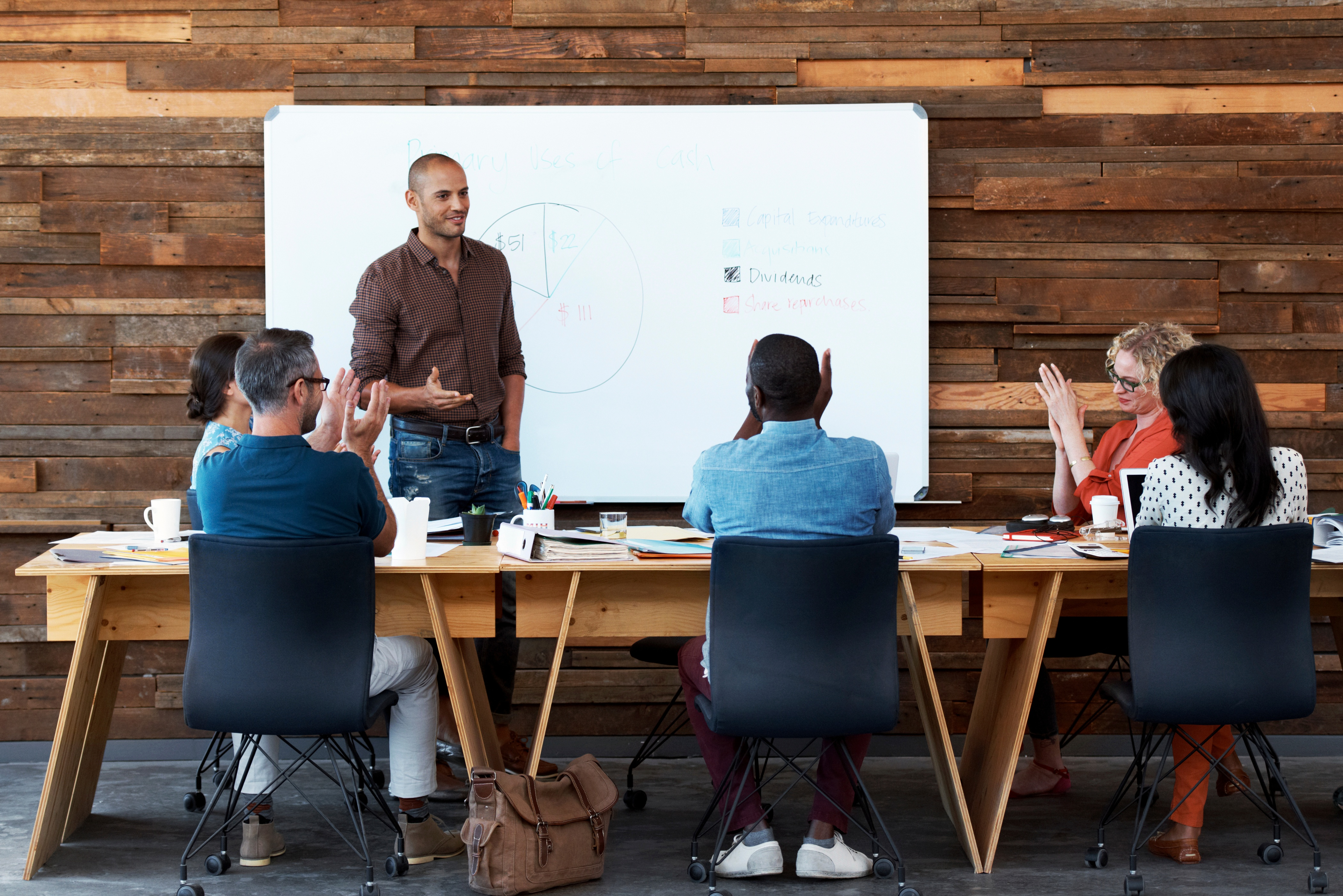 Promote professional development