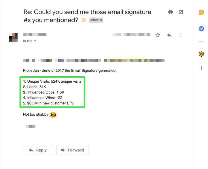 HubSpot's Email Signature Generator
