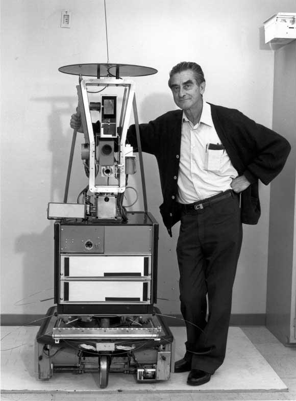 Shakey the Robot with Charles Rosen