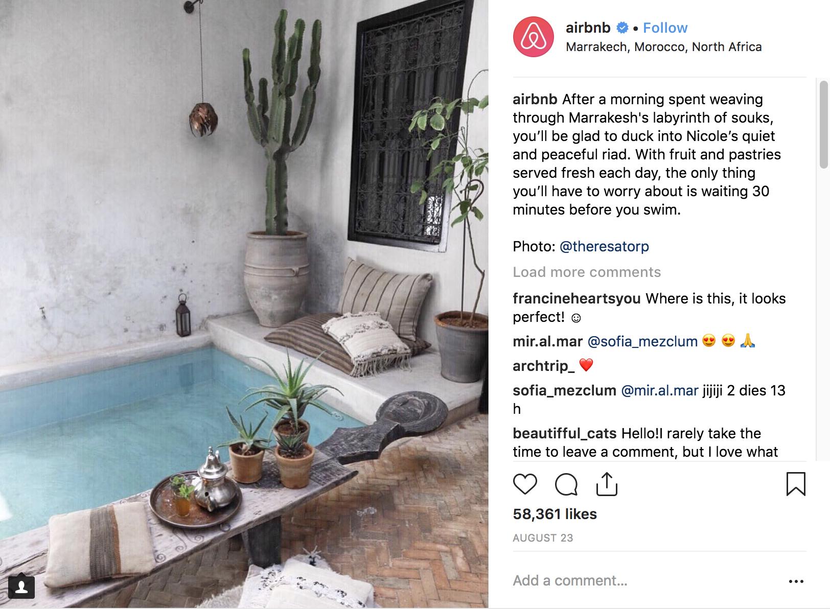 airbnb-instagram-influencer