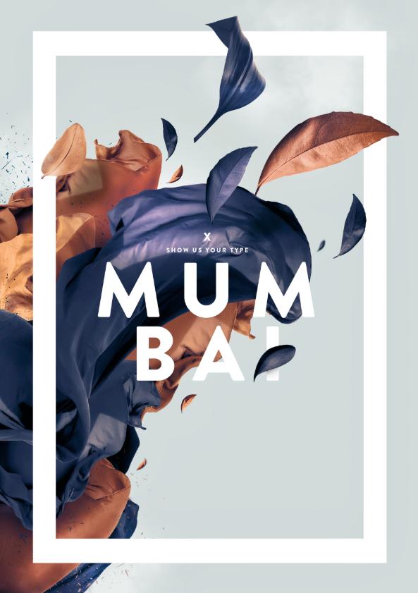 brochure design visual texture