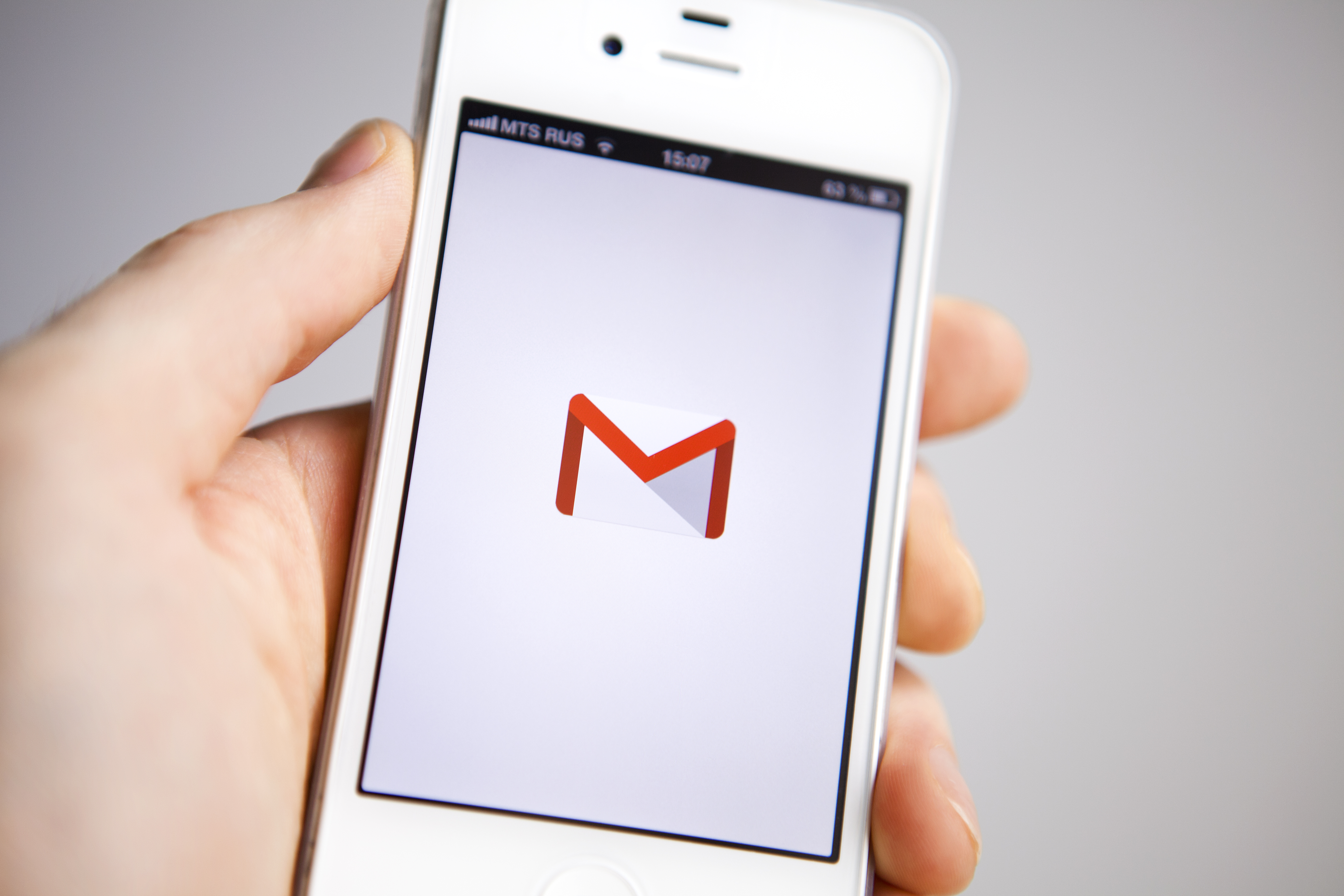 how to change default google email account