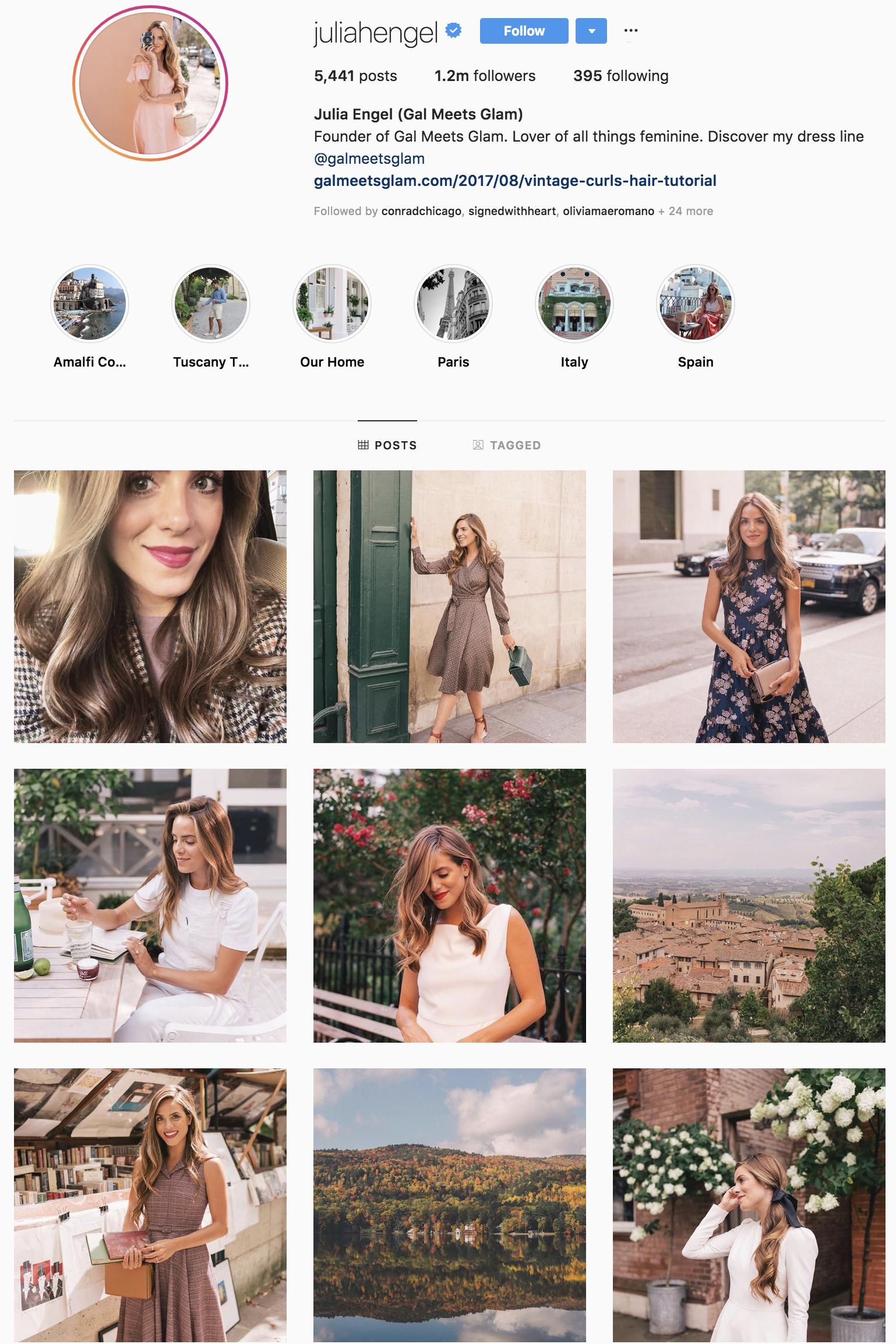 julia-hengel-instagram-influencer-profile