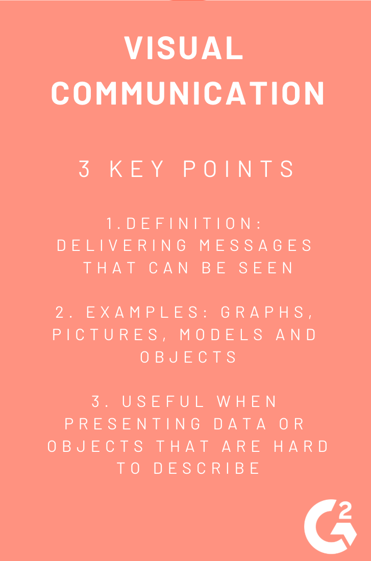 key points for visual communication