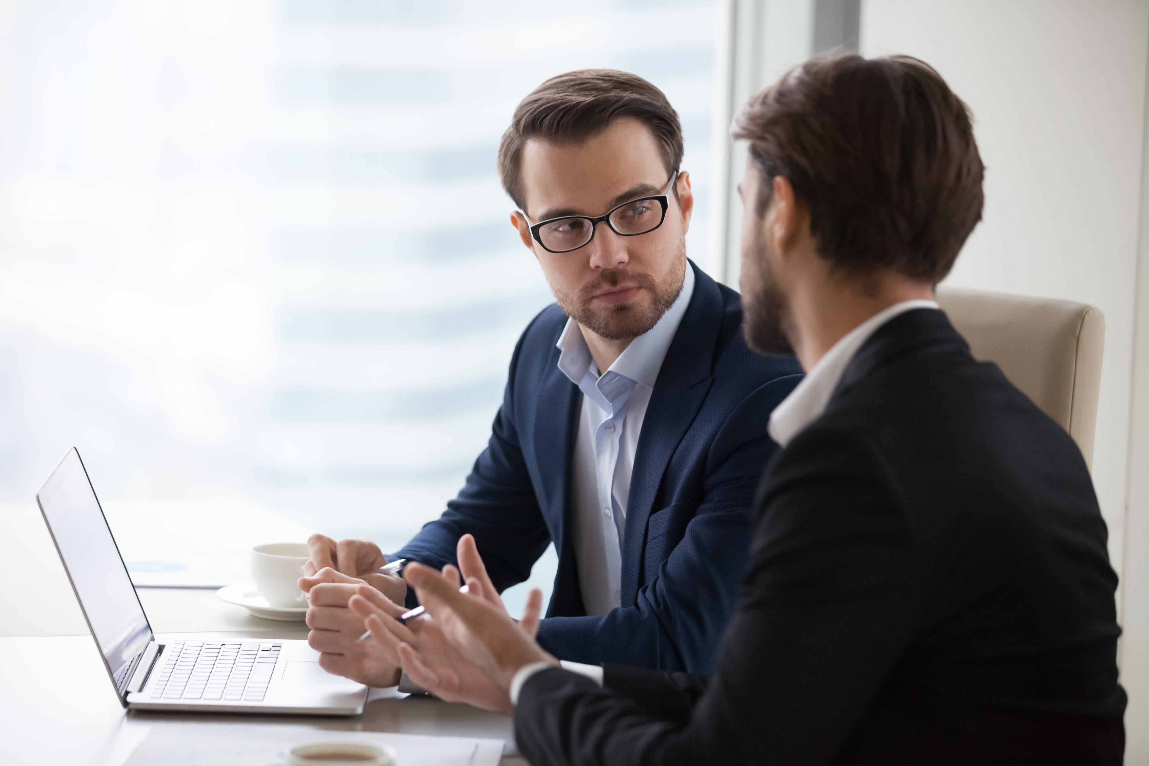 difficult employee conversation